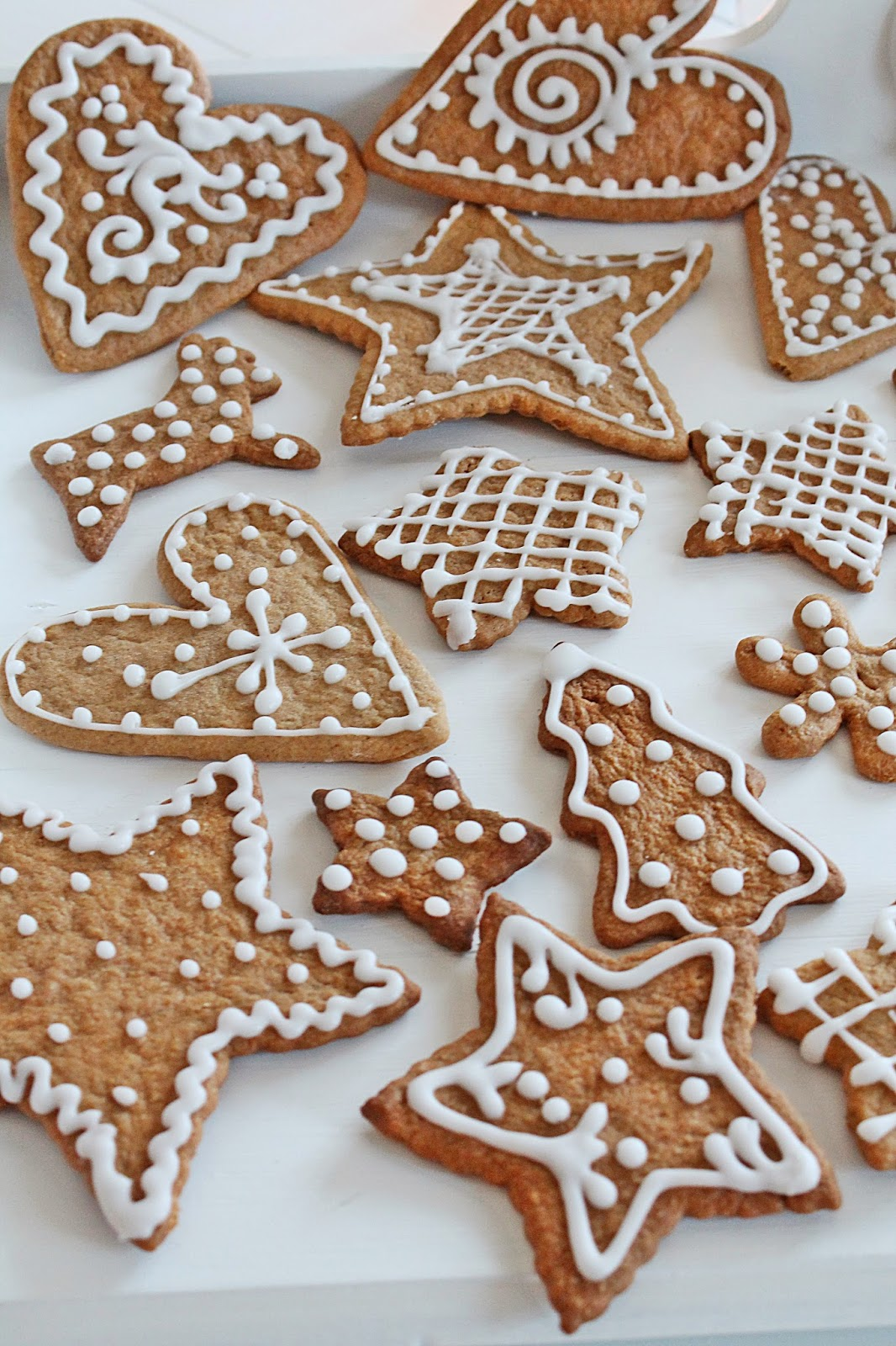 Mamia Kiddycook Christmas Gingerbread Biscuits